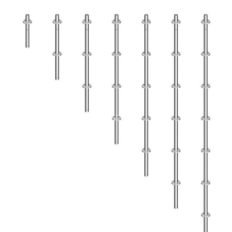 48系列立杆